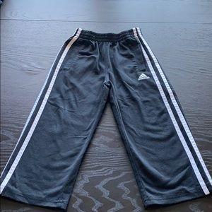 Black Adidas Sweatpants